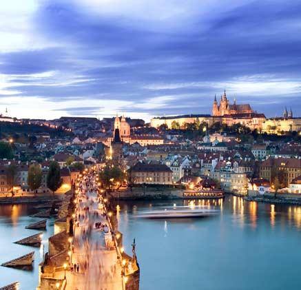 Passez à la nouvelle année en République Tchèque