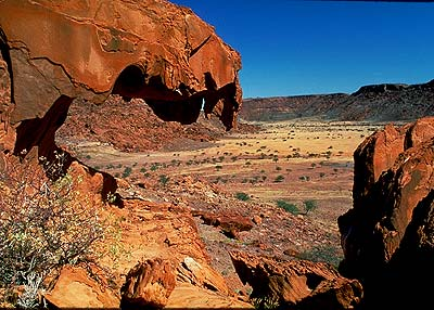 La beauté infinie de la Namibie