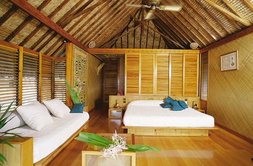 Luxe et relaxation dans l'Archipel des Tuamotu
