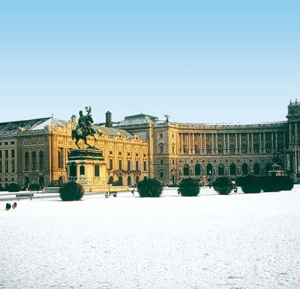 Le Bal de l'Empereur à Vienne