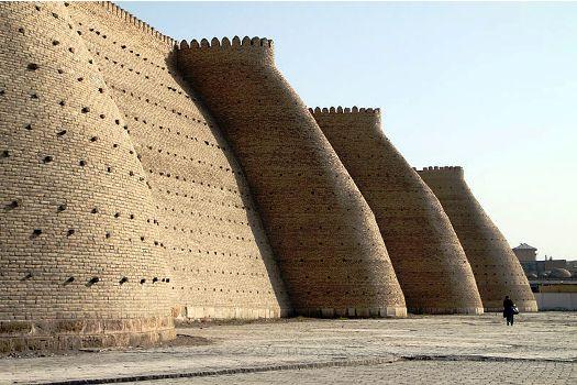 Les trésors de l'Asie Centrale : L'Ouzbékistan