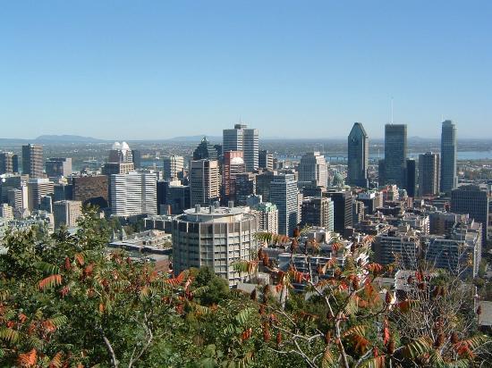 De Washington à Montréal