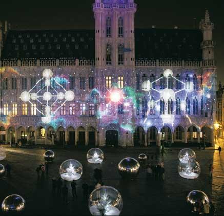 Fêtez 2012 en Belgique