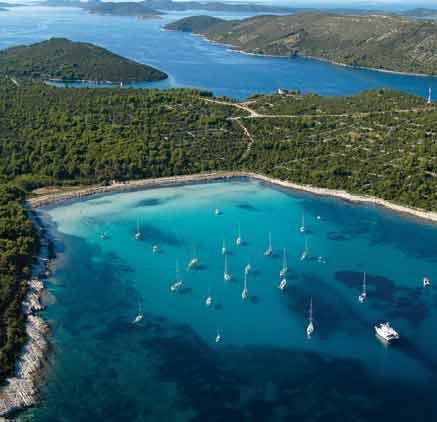 La Croatie, perle de l'Adriatique