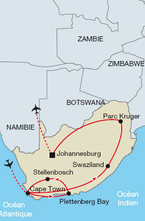 Lumière d'Afrique Australe