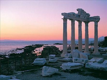 Entre Mer et Ciel en Turquie
